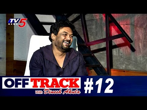 Puri Jagannadh Exclusive | Puri's Bindaas Interview | Off-Track #12 | TV5 News