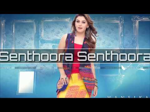 Senthoora | Bogan | Hansika Motwani | D.IMMAN |Best Song