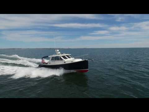 Pearson True North 33 SOLD by Ben Knowles from East Coast Yacht Sales