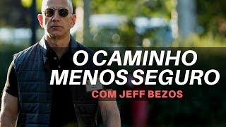 O Caminho Menos Seguro, com Jeff Bezos [Fundador da Amazon Português Legendado]