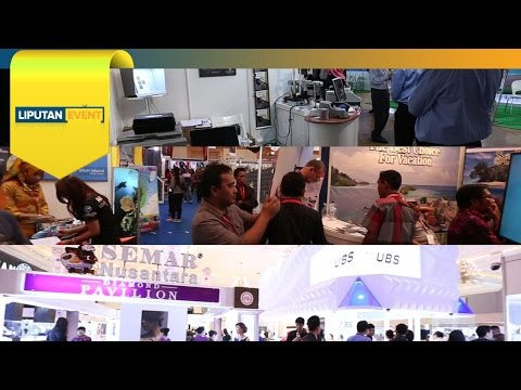 LIPUTAN EVENT - Asian Paper Show, Deep & Extreme, Jewellery Fair 2015