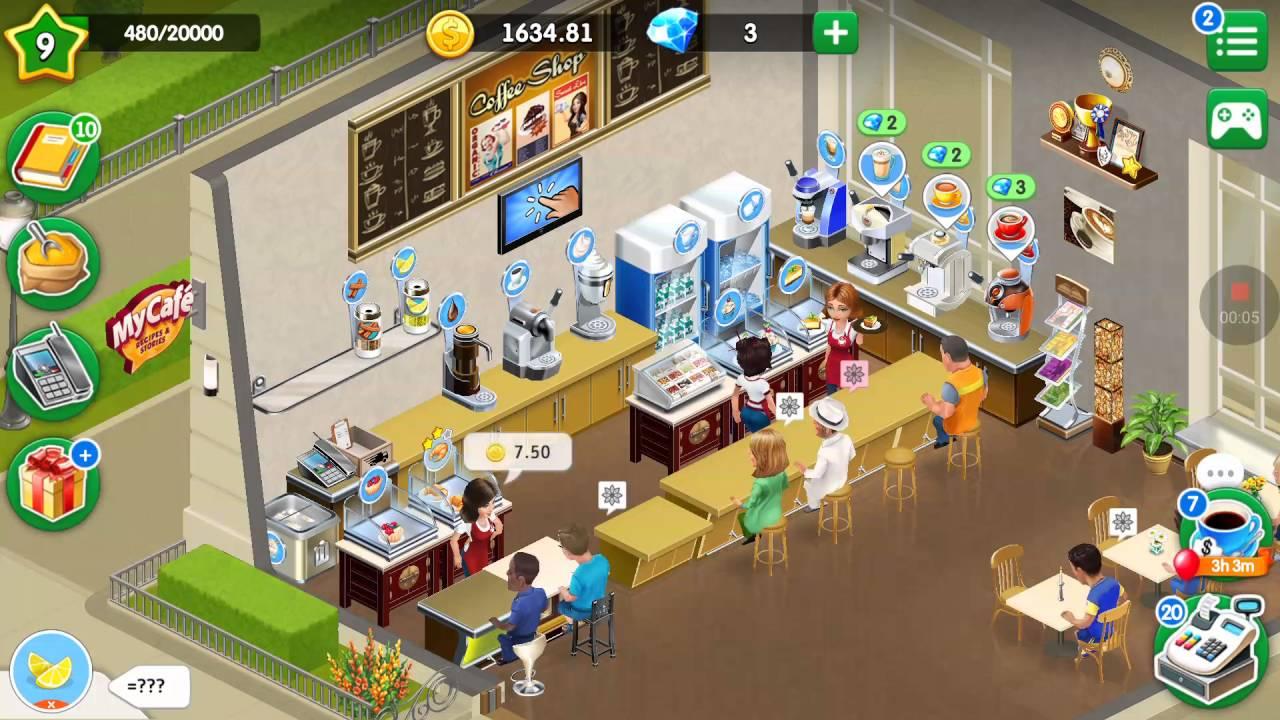 My Cafe: Recipes & Stories #10 unlock level 9