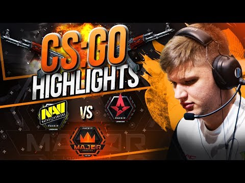 #FaceitMajor: NAVI vs Astralis