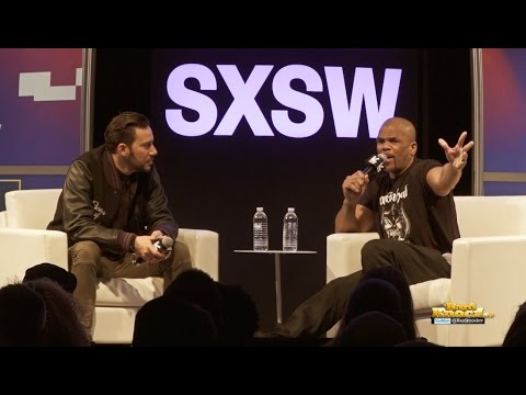 Darryl McDaniels talks Overcoming Depression, The Get Down, Walk This Way, 1st Mc