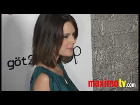 Chelsea Hobbs at STAR MAGAZINE YOUNG HOLLYWOOD EVENT