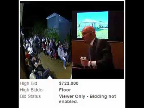LIVE Auction of 52 Nundah St, Kedron