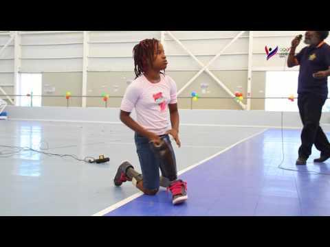 3rd Anniversary Celebration - Centre Sport pour l'Espoir HAITI