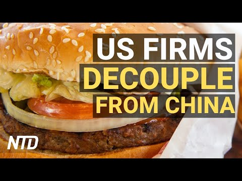 US Firms Decouple From China; US Gives Puerto Rico $13B In Aid; Healthcare's Future: Biden Vs. Trump