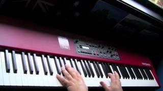 Piano Cover - I
