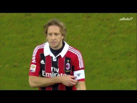 Massimo Ambrosini Compilation   AC Milan 2011-13   Grazie Per Tutti