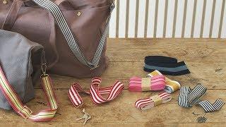 DIY : How to make a bag strap by Søstrene Grene