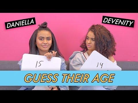Daniella And Devenity Perkins - Guess Their Age