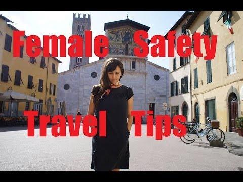 Female Safety Travel Tips