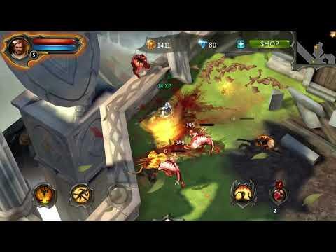 Dungeon Hunter 4 | Saving The Warmage  | Walkthrough #4
