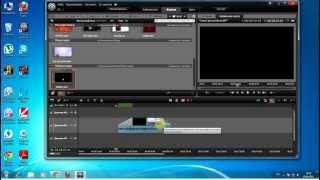 Pinnacle Studio 16 Видео урок - постепенное затемнение - как сделать?