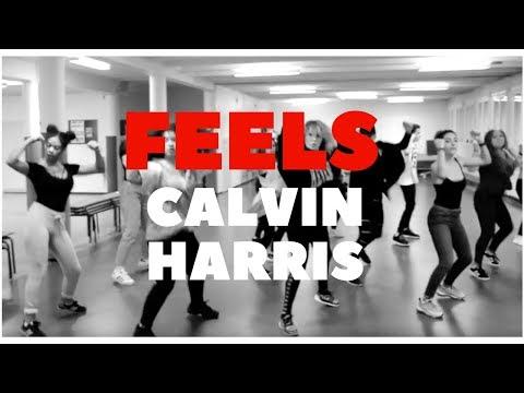 FEELS - Calvin Harris  By  Cla From L