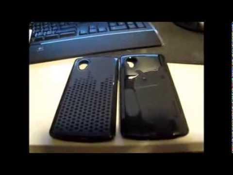 on sale ffad4 50f59 Nexus 5: Tudia Ultra Slim Melody vs Cruzerlite Androidified Case