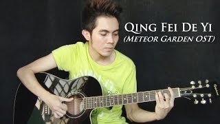 Video Meteor Garden OST - Qing Fei De Yi cover - Harlem Yu (fingerstyle guitar + free tabs) download MP3, 3GP, MP4, WEBM, AVI, FLV Maret 2018