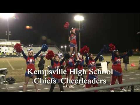 Kempsville High School 2013 Cheer of the Year