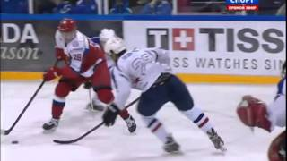 Хоккей.Россия - Южная Корея 13:0 Голы ! Универсиада 2015