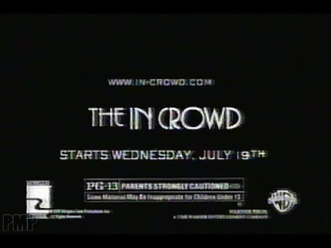 The In Crowd (2000) Movie Trailer