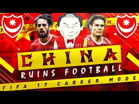 "😱 ""UNHOLY UNION OF RASHFORD & GABRIEL JESUS!?"" 😡 CHINA RUINS FIFA 17 CAREER MODE SEASON 3 EP 1"
