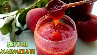 Tam Kıvamında Şeftali Marmelatı/ Sevdiğiniz Yaz Meyvelerini Kışa Saklamanın En Tatlı Yolu