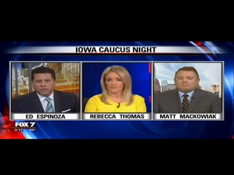 Iowa 2016 Election night analysis