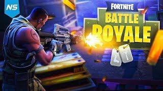 Insane Finish, Never Give Up! | Fortnite Battle Royale
