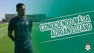 embeded bvideo Conociendo más de... Adrián Lozano