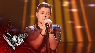 Danny C Performs 'We Are Stars' | Blind Auditions | The Voice Kids UK 2019
