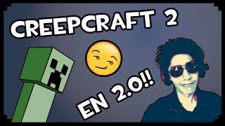Soy un Creeper-Gato! =D | CreepCraft 2 | Sir en 2.0 (Español)