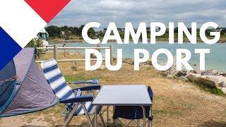 Camping Du Port in Landrellec