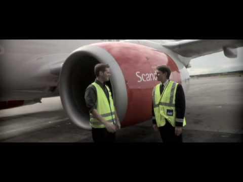 SAS - Drömt om att bli pilot ?