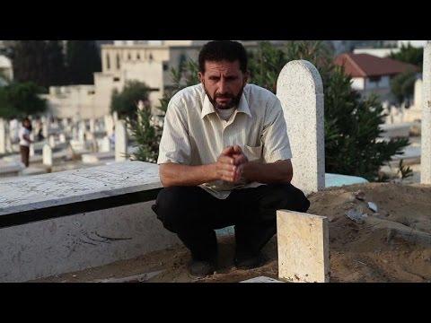 A Gaza, les cimetières commencent à manquer de place