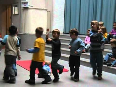 Musikunterricht Spandau: Rhythmik - Musik mit Kindern im Kindergarten