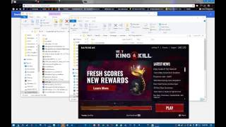 *NEW FIX READ DISCRIPTION* H1Z1 Crashing after pressing play on launch pad. (April 6th 2017 Patch)