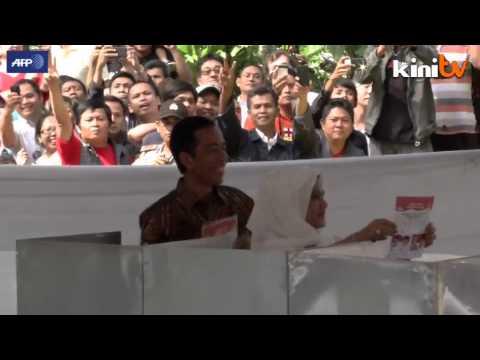 Jakarta Globe: Jokowi presiden baru Indonesia