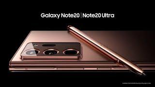 Samsung presenta los nuevos móviles 'Galaxy Note 20' y su versión Ultra