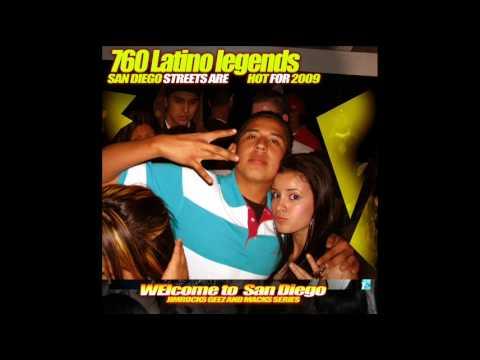 "Freddy Gee . ""We BANGIN"" San Diego Latino Party Scene Rap / 2009 .. BBH CREW"