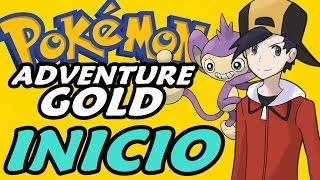 Pokémon Adventure Gold (Hack Rom) - O Início