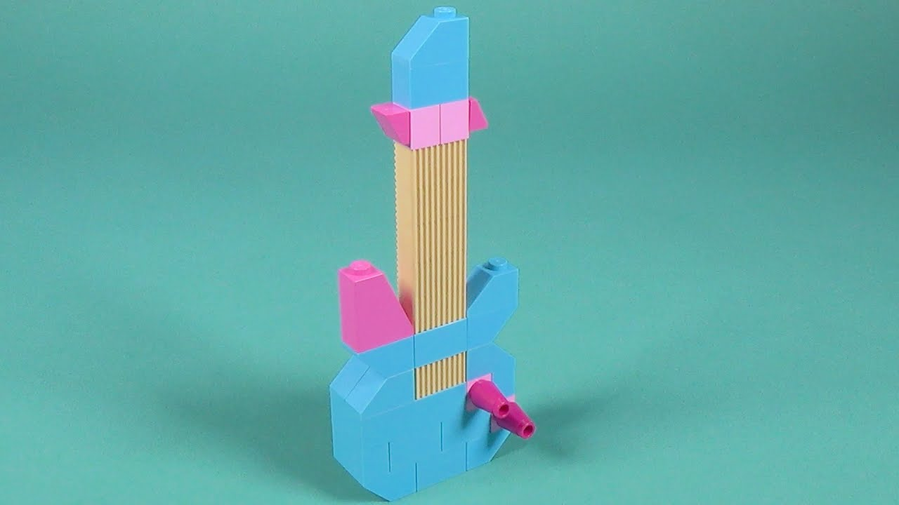Build an electric guitar without the fancy tools.