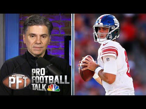 PFT Draft: Daniel Jones needs to show franchise-QB chops for Giants | Pro Football Talk | NBC Sports