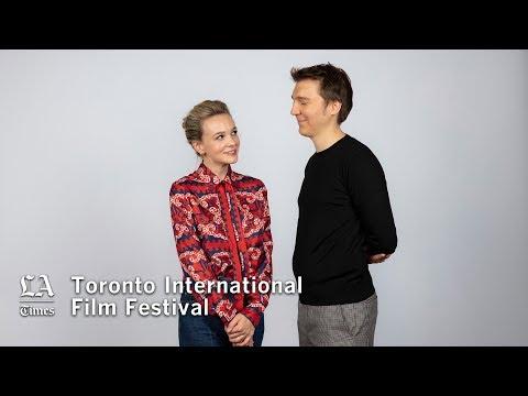 Carey Mulligan and Paul Dano discuss 'Wildlife'  TIFF 2018