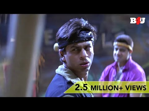 Shahrukh Khan & Sharad Kapoor Epic Fight Scene  | Josh | Aishwarya Rai | FULL HD 1080p