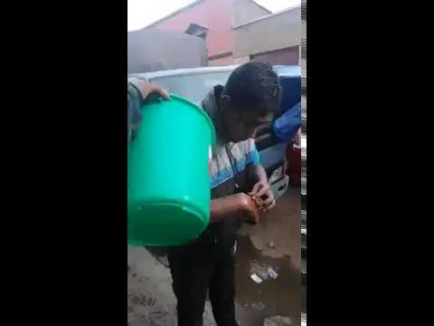 Bolivia: Varios fallecidos y heridos por explosión de garrafa de gas cerca del carnaval de Oruro