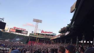 Dead and Company 6-18-17   Fenway Park. Ripple Acoustic