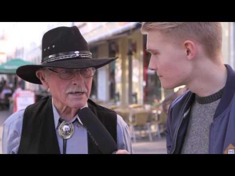 Et interview med en Vaskeægte Cowboy (bonus klip)