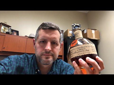 Blantons Single Barrel Bourbon Expo 2019