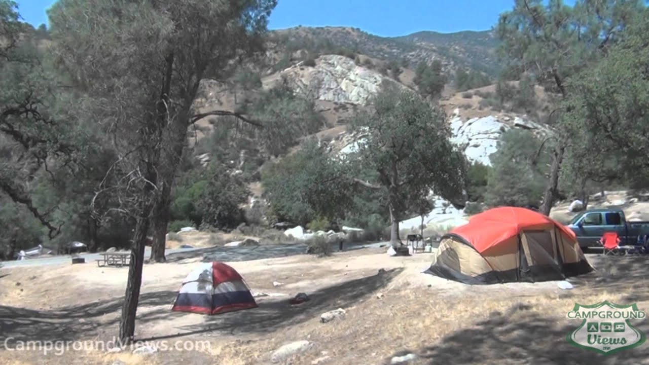 Campgroundviews Com Sandy Flat Campground Lake Isabella